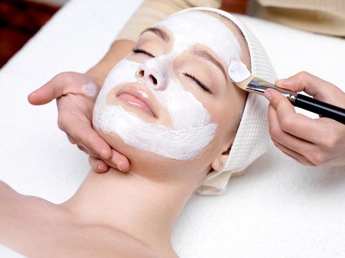 Limpieza facial laser film